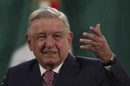mexico: intruso ingresa a conferencia de prensa de amlo