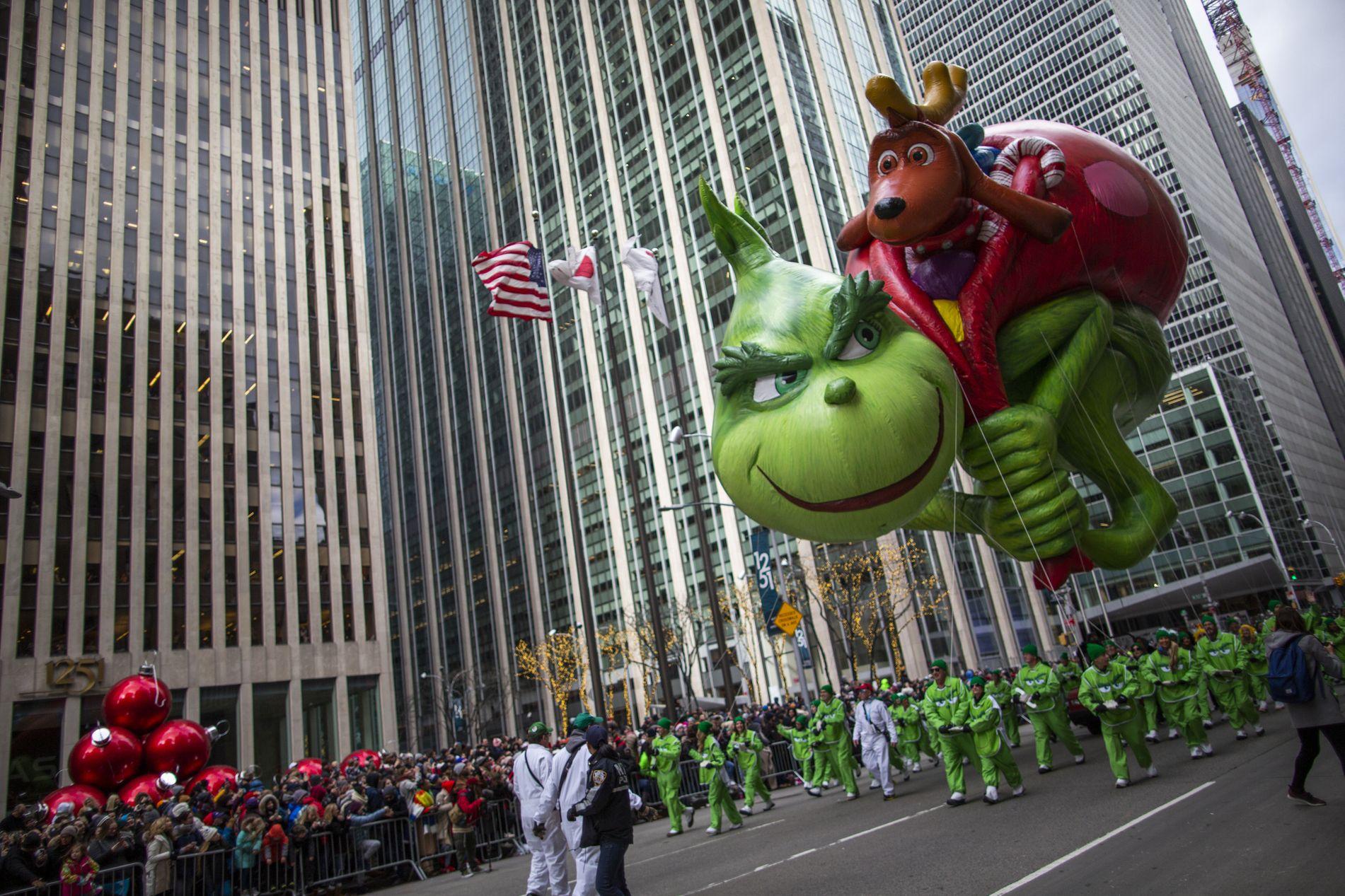 desfile de accion de gracias regresa a las calles de ny