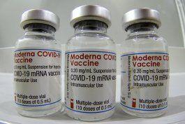ue recomienda vacuna de moderna para ninos
