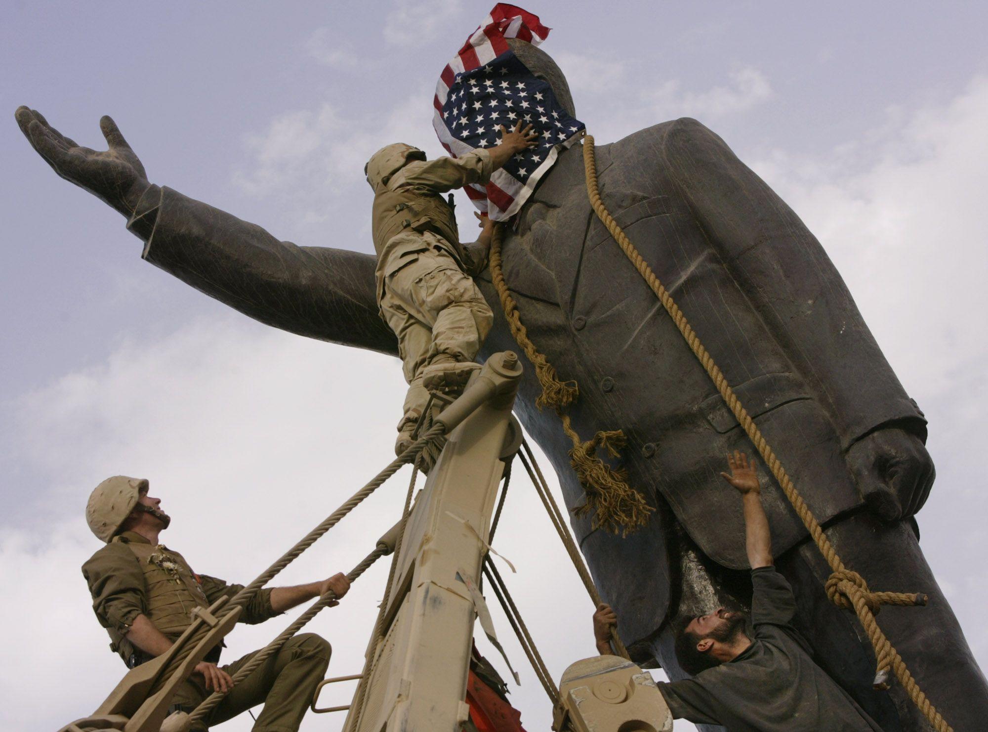 el 11-s trastoco para siempre la historia de irak