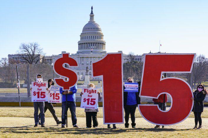 EEUU: Intentos de aumento al salario parecen infructuosos