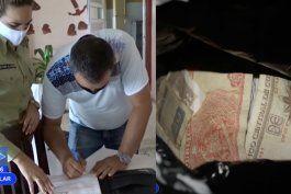 tras las rejas el jefe de recursos humanos de las instalaciones turisticas de rancho luna; cienfuegos por robar 147 mil cup