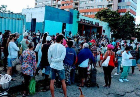 En La Habana, Santiago y Matanzas el coronavirus y las colas siguen igual pese a medidas