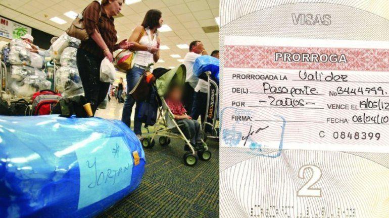 Cubanos que viajan ahora a la isla tendrán que ir con renovación de su pasaporte actualizada