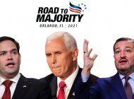 Conservadores de EEUU celebraron una convención en Orlando, Florida.
