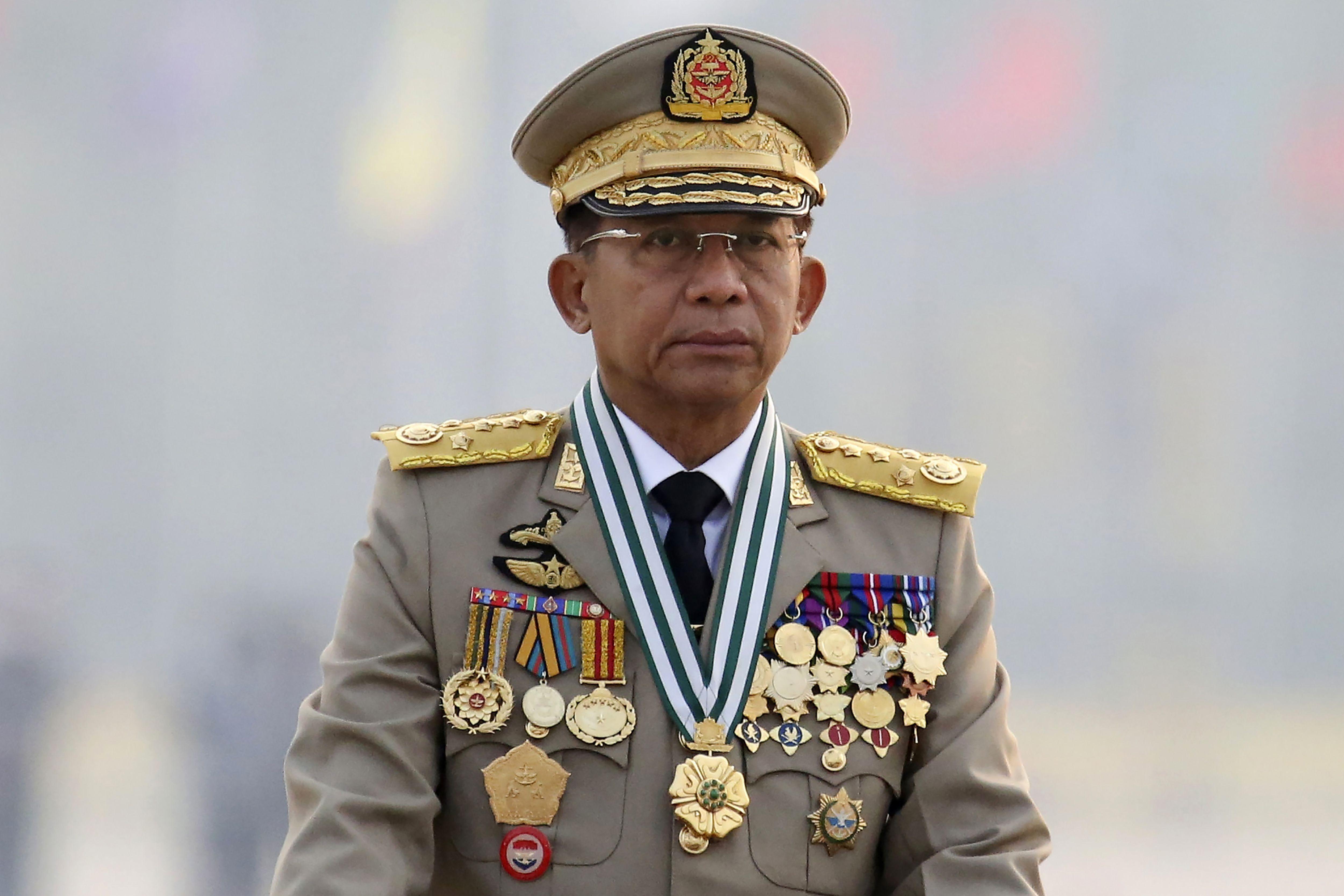 asean rebaja la presencia de myanmar en su cumbre tras golpe
