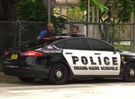 amenaza en una escuela en hialeah ocasiona un gran despliegue policial