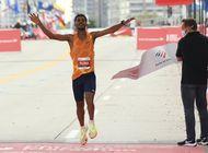 chicago: etiope abdiwak y keniana chepngetich ganan maraton