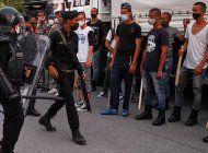 reclutamientos de jovenes para reprimir en la habana: la peor cara de la dictadura cubana