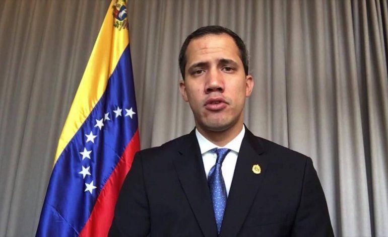 Juan Guaidó llamó a los venezolanos a no salir el 6 de diciembre