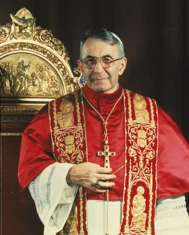 papa aprueba acreditar milagro a juan pablo i hacia santidad