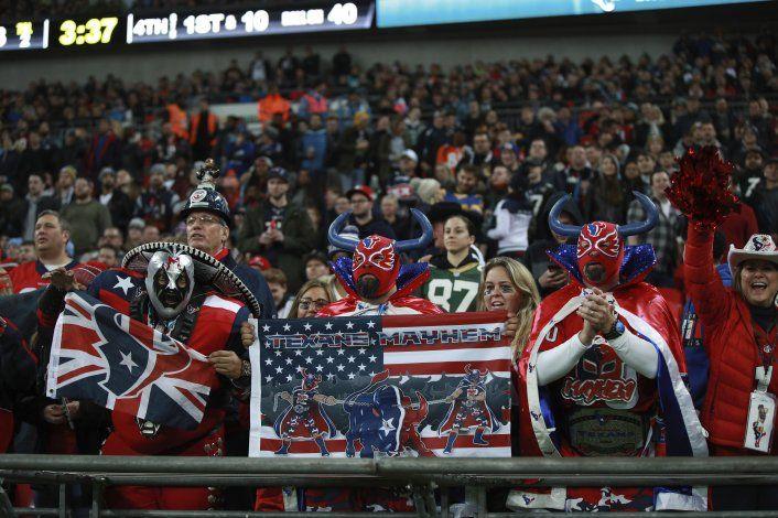 NFL quiere realizar juegos de temporada regular en Alemania
