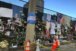 dan detalles de como se distribuiran los $5 millones recaudados para las victimas y familiares del champlain tower