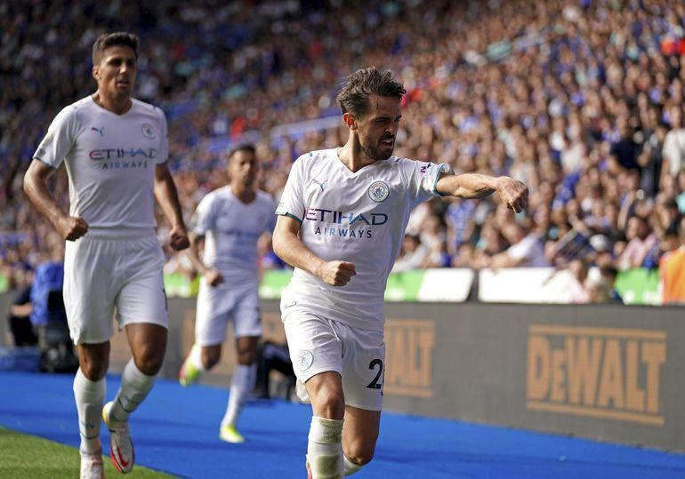 Bernardo Silva se queda y vuelve a brillar con Man City