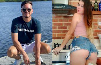 Sandro Castro se derrite ante provocativa foto de su novia