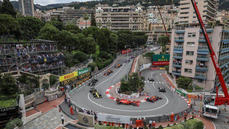 El GP de Mónaco de F1 se disputará a finales de mayo con más de 7 mil espectadores