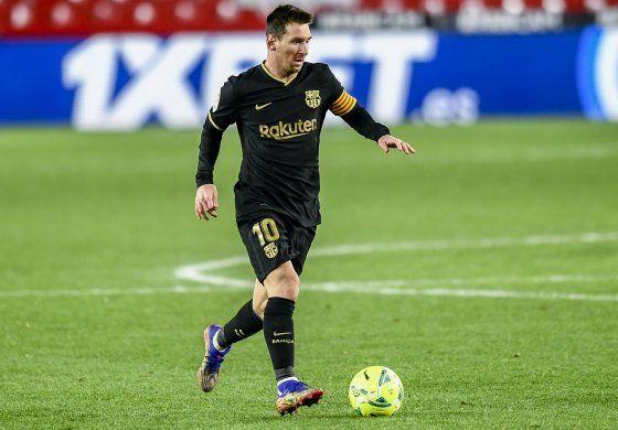 Messi en duda para final de Supercopa de España