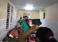 aparatoso accidente en baracoa deja un saldo de cinco personas heridas