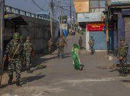 india procesa a familiares de un lider cachemir fallecido