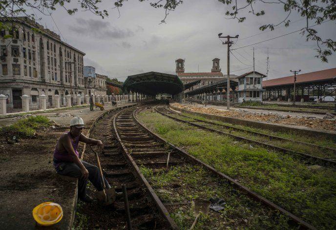 Estación Central de La Habana quiere recuperar su esplendor