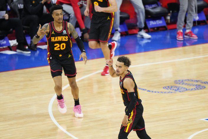 Young y los Hawks de Atlanta avanzan a la final del Este