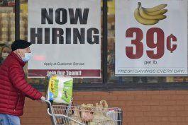 el crecimiento del empleo en eeuu disminuye marcadamente
