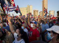 cuba libera algunos manifestantes procesados mientras apelan