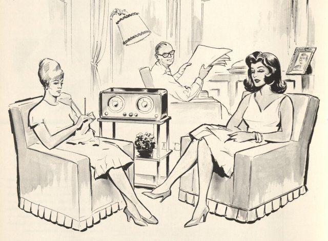 La Cuba del Recuerdo / Las radionovelas de aventuras en Cuba hasta el 1959