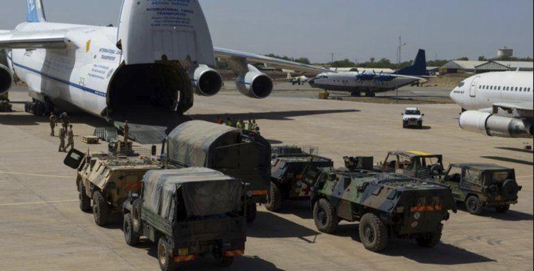 Parten a Cuba dos aviones militares rusos con unas 90 toneladas de ayuda humanitaria