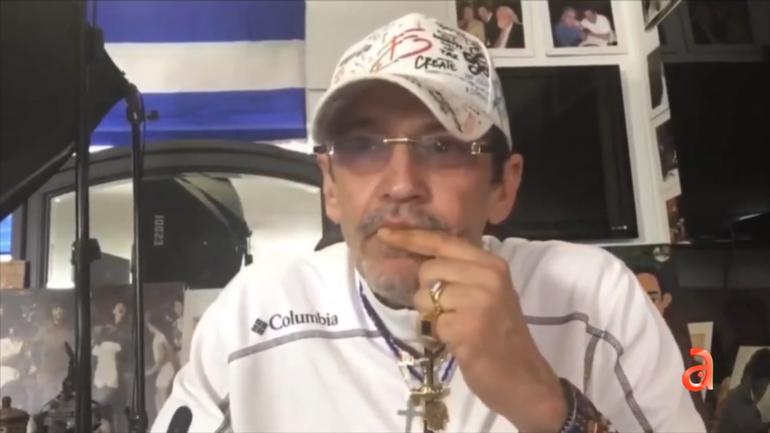 Edmundo García se quiere convertir en opositor. Cuba le pide que regrese