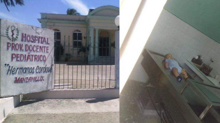 Muere un bebé de ocho meses en Cuba y sus familiares denuncian negligencia médica