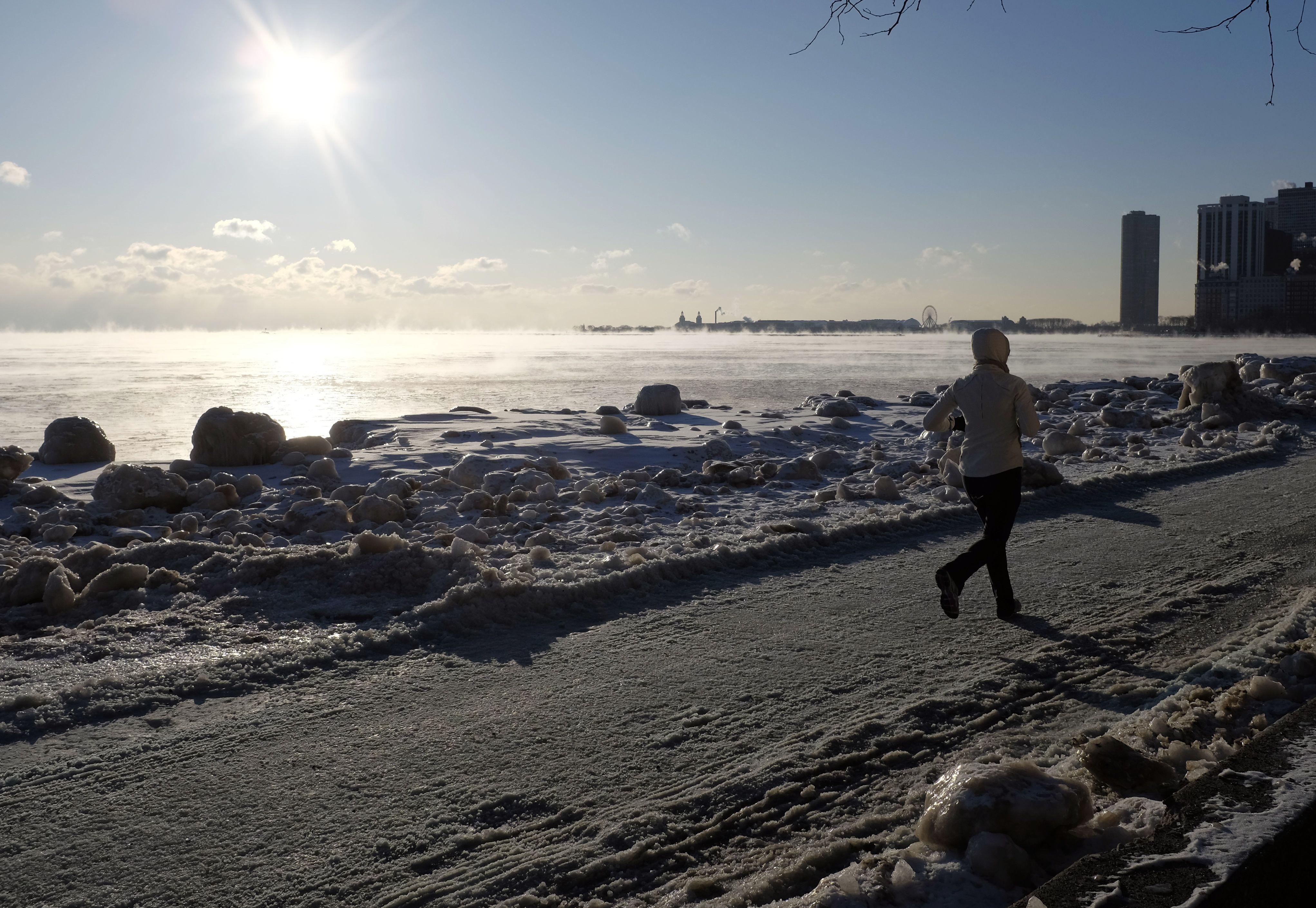 Frío en EEUU podría aumentar