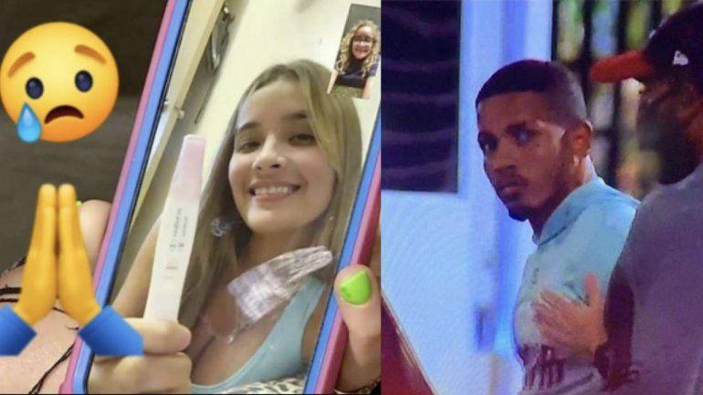 Boxeador puertorriqueño se entrega a la Policía tras el asesinato de su amante embarazada
