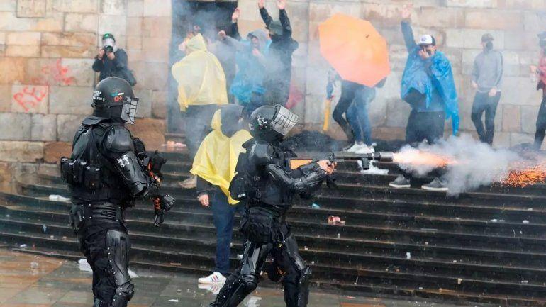 Protestas en Colombia: Las otras tres exigencias de los ciudadanos además del retiro de la reforma tributaria