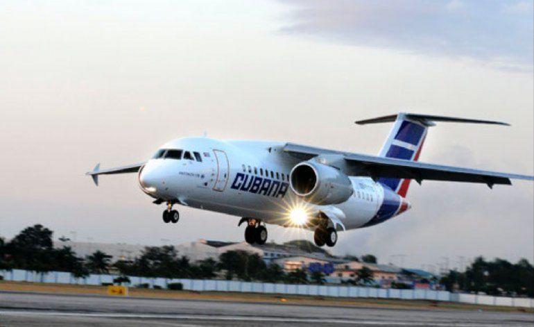 Cubana de Aviación reanuda venta pasajes para vuelos nacionales