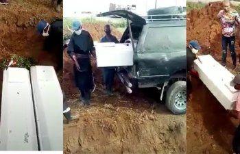 Cubanos denuncian que están enterrando a muertos por COVID-19 en fosas comunes