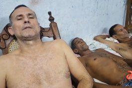 activistas de unpacu cumplen 20 dias en huelga de hambre
