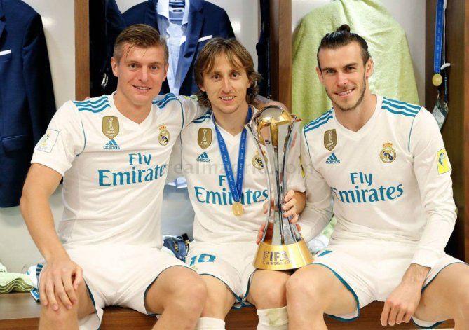 Los tres jugadores del Real Madrid por los que el PSG pagaría más de $200 millones