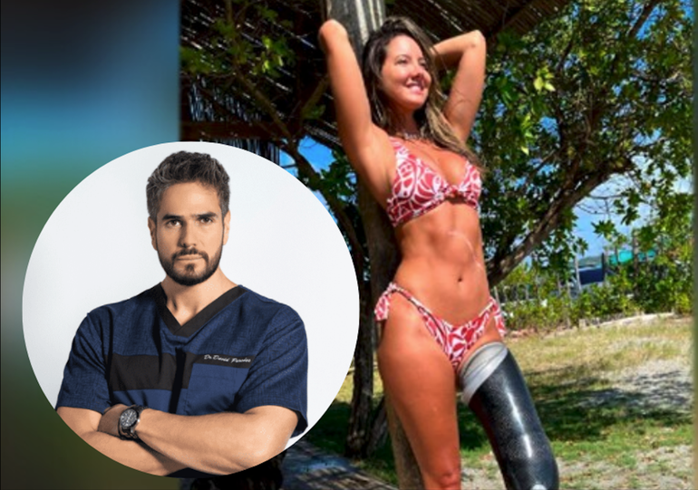 Daniel Arenas confirma su noviazgo con Daniella Álvarez: Es un ángel terrenal