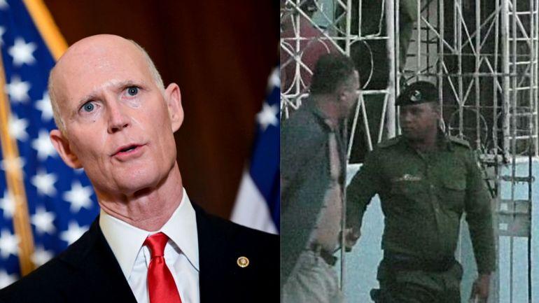 El senador Rick Scott denuncia que el régimen cubano está torturando a José Daniel Ferrer