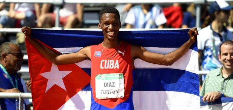 Triplista cubano se queda en España