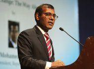 detienen a sospechoso de ataque a expresidente de maldivas