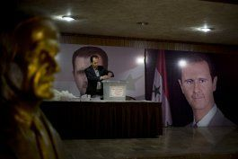 siria anuncia elecciones presidenciales para el 26 de mayo