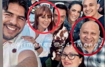 Escolta de Alejandra Guzmán fue detenido por formar parte de un Cártel de droga en México