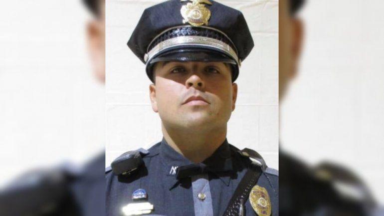 El oficial Darian Jarrott fue asesinado a tiros (Foto: Facebook / @NMStatePolice)
