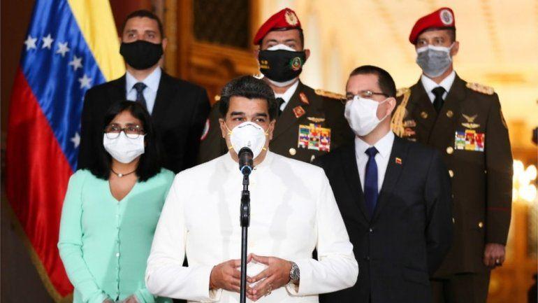 El régimen de Nicolás Maduro reporta 720 muertos por coronavirus