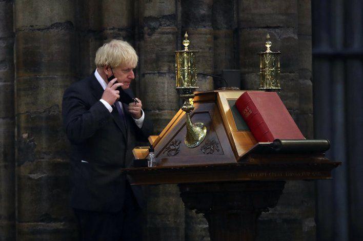 Conmemoran el 80mo aniversario de la Batalla de Inglaterra
