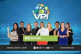 la cadena vpitv anuncio que deja de operar en venezuela porque el regimen de maduro confisco todos sus equipos de transmision