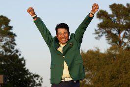 matsuyama intenta coronar su gran ano con un oro olimpico