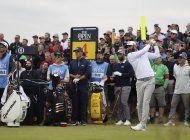el golf se reencuentra con los links del abierto britanico